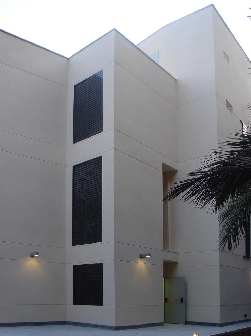 Charity Building