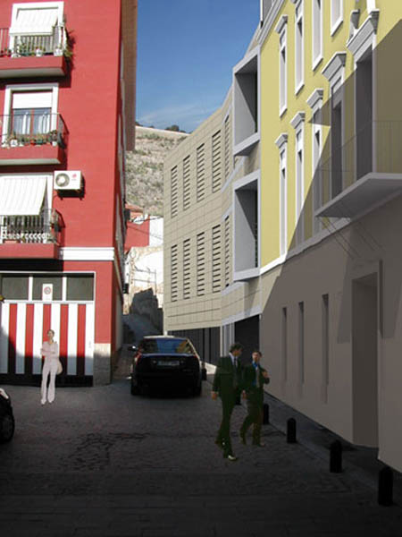 Extension of the Offices of Caja Rural